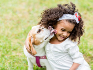 Selecting and Training Service Dogs for Children